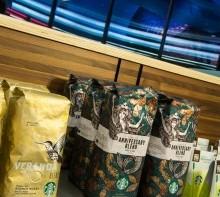 Fountain View Starbucks Opening at Epcot - Photo (c) Disney