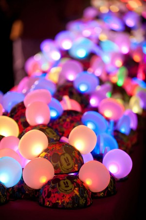 Glow With the Show - Mickey Ears Hats