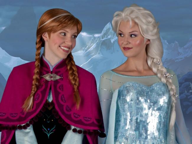 Frozen Character Meet-and-Greet
