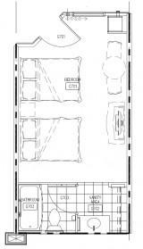 Art of Animation Room Plan 1