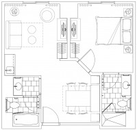 Art of Animation Room Plan 2