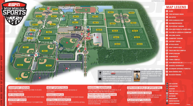 ESPN Wide World of Sports Complex - Walt Disney World